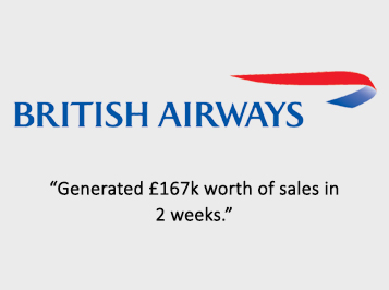 Case Study British Airways / Email Switchboard